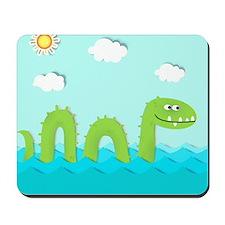 Sea Monster Mousepad