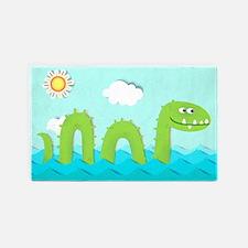 Sea Monster 3'x5' Area Rug