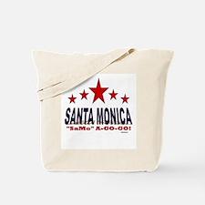 """Santa Monica """"SaMo"""" A-Go-Go Tote Bag"""