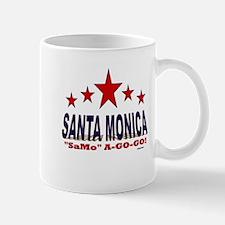 """Santa Monica """"SaMo"""" A-Go-Go Mug"""