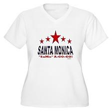 """Santa Monica """"SaM T-Shirt"""