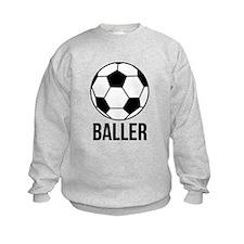 Baller - Soccer/Football Epic Desi Sweatshirt