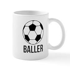 Baller - Soccer/Football Epic Design Mugs