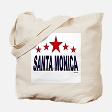 Santa Monica Tote Bag