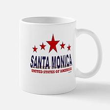Santa Monica U.S.A. Mug