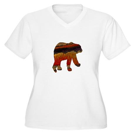 COLORS Plus Size T-Shirt