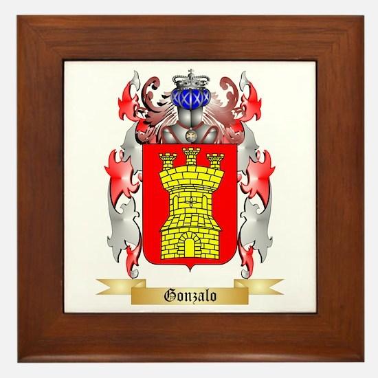 Gonzalo Framed Tile