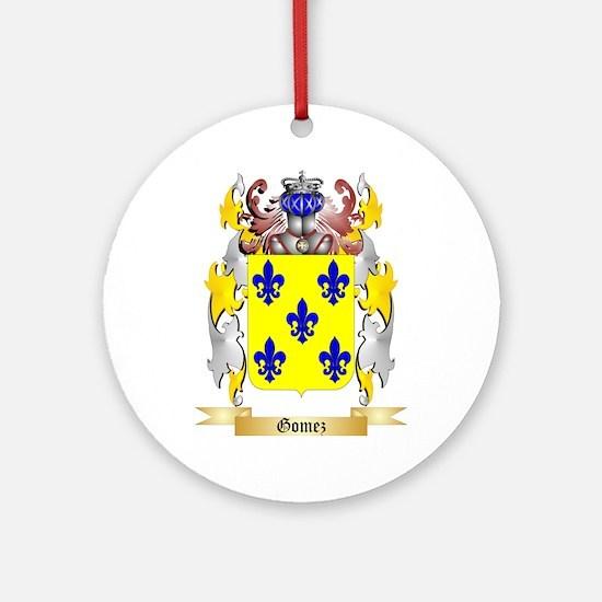 Gomez Ornament (Round)