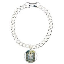 Cute Square and compass Bracelet