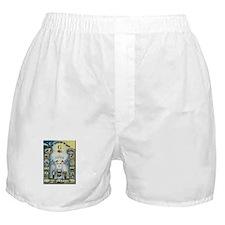 Unique Freemasonry Boxer Shorts