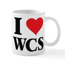 I Love West Coast Swing Mugs