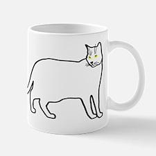 Kitty team #3 Mugs