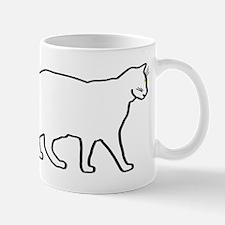 Kitty team #4 Mugs