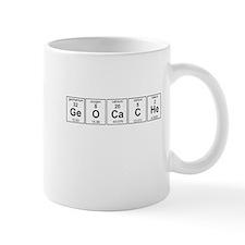 Geocache periodic element Mugs
