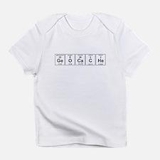 Geocache periodic element Infant T-Shirt