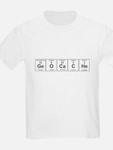 Geocache periodic element T-Shirt