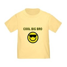 Cool Big Bro T-Shirt