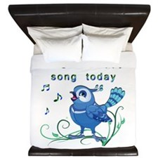 Sing a Happy Song- King Duvet
