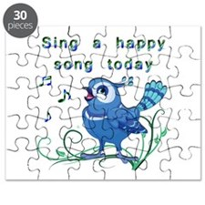 Sing a Happy Song- Puzzle