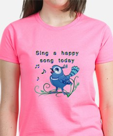 Sing a Happy Song- Tee