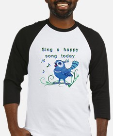 Sing a Happy Song- Baseball Jersey
