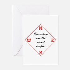 Nicest People Greeting Cards (Pk of 10)