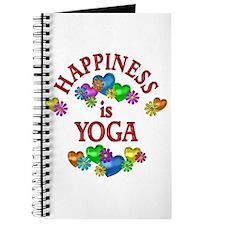 Happiness is Yoga Journal