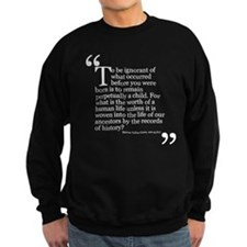 Unique Genealogy Sweatshirt