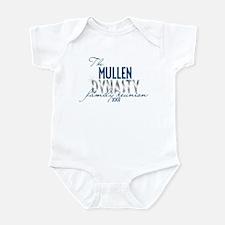 MULLEN dynasty Infant Bodysuit