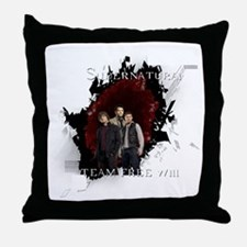 TEAM FREE WILL Throw Pillow