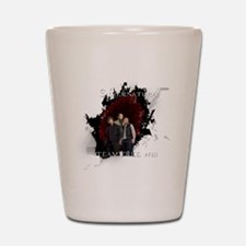 TEAM FREE WILL Shot Glass
