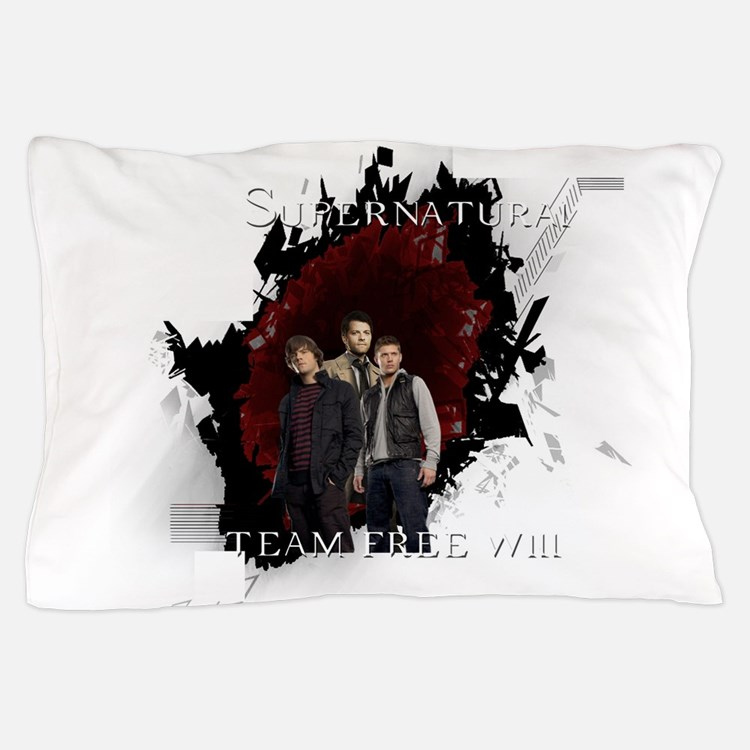 TEAM FREE WILL Pillow Case