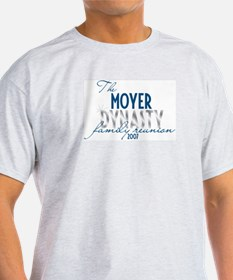 MOYER dynasty T-Shirt