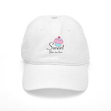 personalized Sweet Cupcake Baseball Baseball Cap
