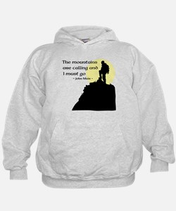 Mountains Calling Hoodie