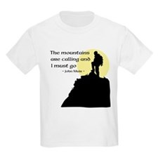 Mountains Calling T-Shirt