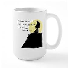 Mountains Calling Mugs