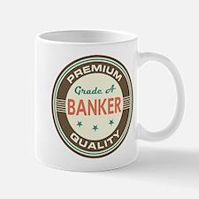 Banker Vintage Mug