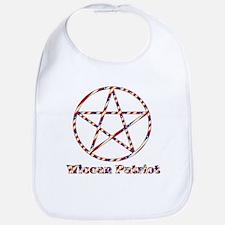 Wiccan Patriot Bib