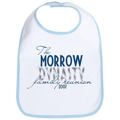 MORROW dynasty Bib
