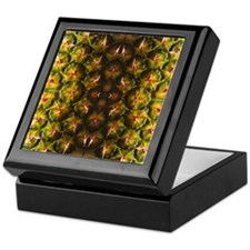 Pineapple Keepsake Box