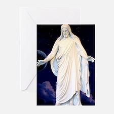 LDS Christus Greeting Cards