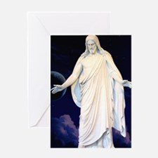 LDS Christus Greeting Cards