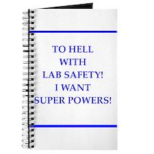 super powers Journal