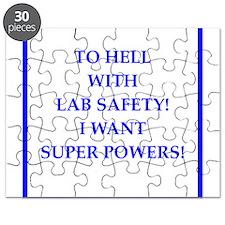 super powers Puzzle