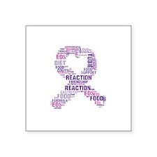 eos ribbon Sticker