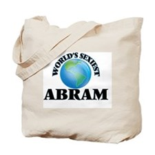 World's Sexiest Abram Tote Bag