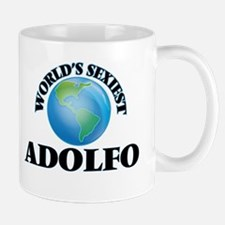 World's Sexiest Adolfo Mugs