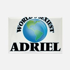 World's Sexiest Adriel Magnets