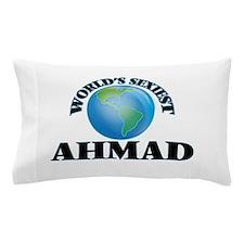 World's Sexiest Ahmad Pillow Case